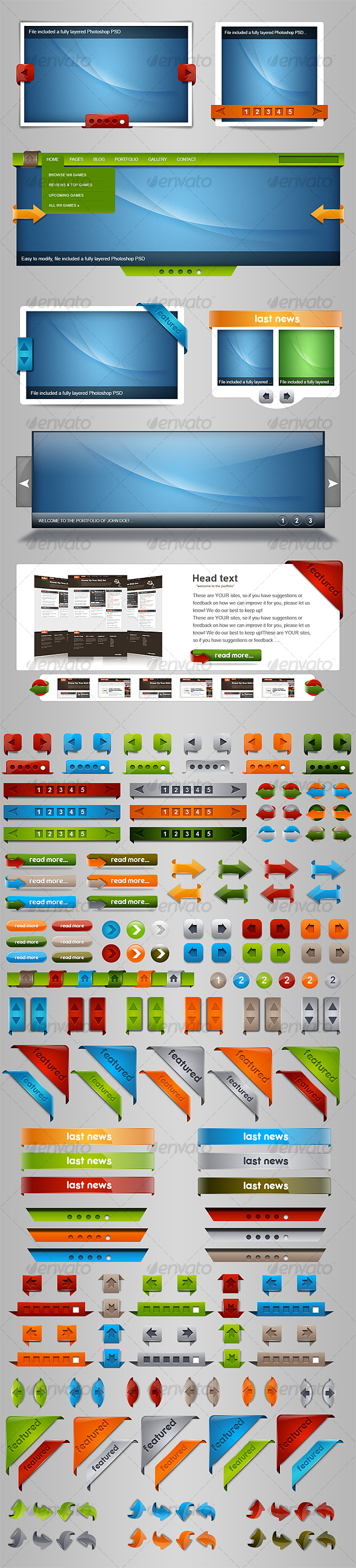GraphicRiver Slider Constructor 106496