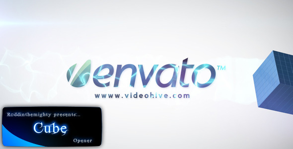VideoHive Cube 3030270