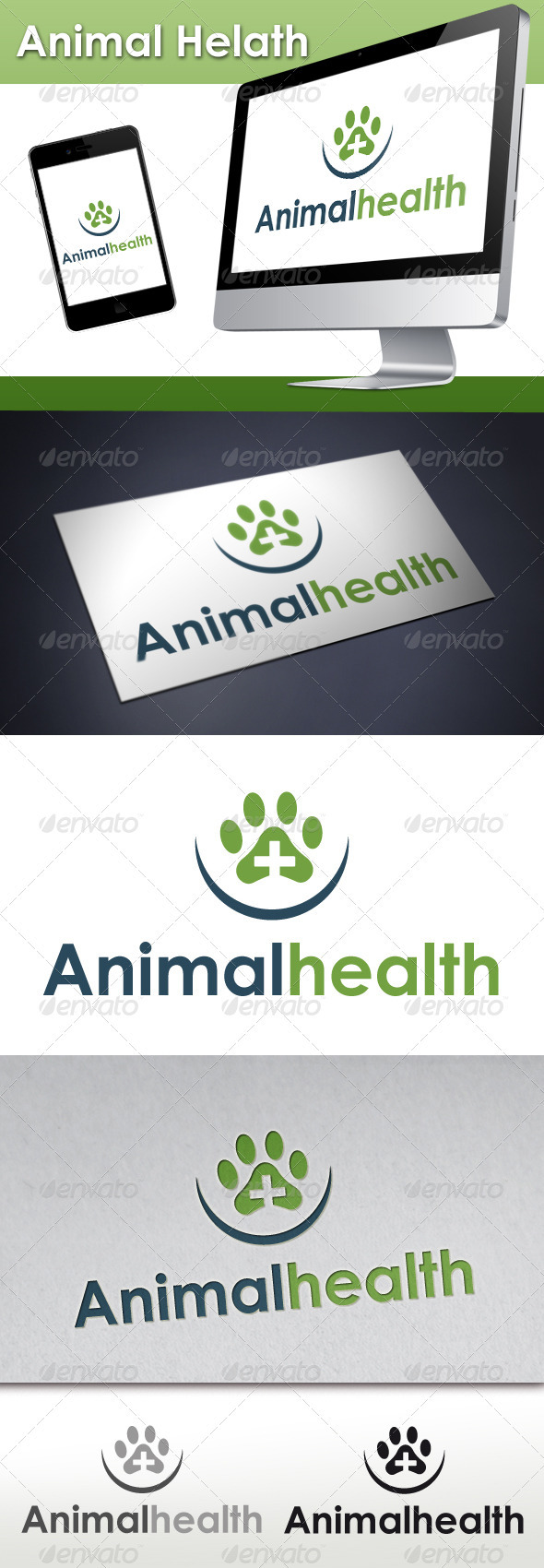 Animal Helath Logo - Animals Logo Templates