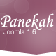 Panekah - Creative Joomla Template 1.6 - ThemeForest Item for Sale