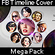 Photographer's FB Timeline Covers V2 (Mega Pack) - GraphicRiver Item for Sale