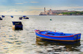 Fishing Boats in Havana bay - PhotoDune Item for Sale