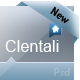 Clentali psd template - ThemeForest Item for Sale