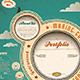 Retro web design.  - GraphicRiver Item for Sale