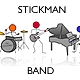 Stickman Band - Piano, Guitar and Drums - ActiveDen Item for Sale