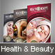Health &amp;amp; Beauty - Promotion Banner - GraphicRiver Item for Sale