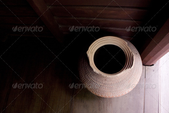 in Thai House - Stock Photo - Images
