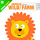 18 Cute Wild / Farm Animals - GraphicRiver Item for Sale