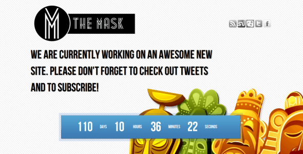 The Mask Coming Soon