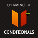UberMenu - Conditionals Extension - CodeCanyon Item for Sale