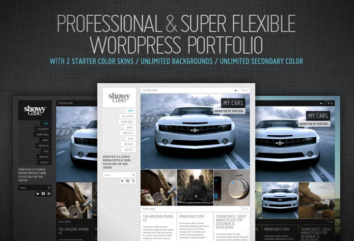 Wordpress Blog Templates