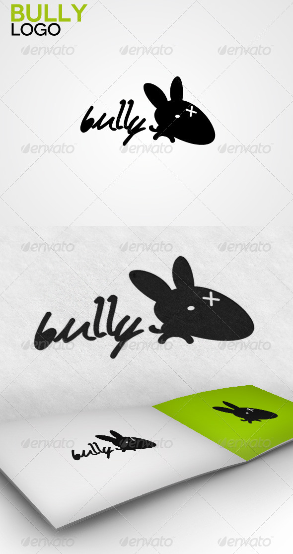 Bully Creative Logo - Animals Logo Templates