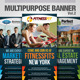 Multipurpose Banner Vol.2 -Graphicriver中文最全的素材分享平台