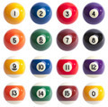 Pool Balls - PhotoDune Item for Sale