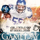 Friday Game Day Flyer Template - GraphicRiver Item for Sale