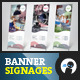 Multipurpose Banner Signage 6 - GraphicRiver Item for Sale