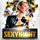 Sexy Party Flyer Template - GraphicRiver Item for Sale