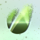 Floating Particles Logo - 46