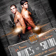 Fight Flyer - MMA, Boxing, Martial Arts - GraphicRiver Item for Sale