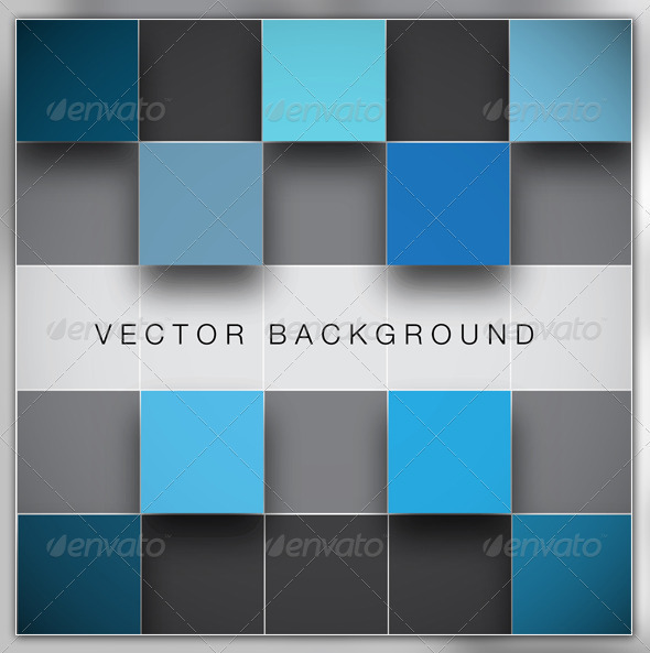 Seamless blocks structure - Backgrounds Decorative