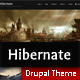 Hibernate Premium Drupal 6 - ThemeForest Item for Sale