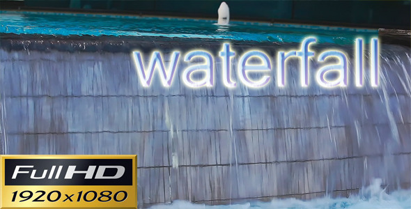 VideoHive Waterfall 3065254