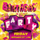 Kids Party Flyer2 - GraphicRiver Item for Sale