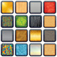 Backgrounds For The Apps Icons - GraphicRiver Item for Sale