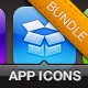 App Icon Generator Bundle - GraphicRiver Item for Sale