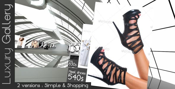 VideoHive Luxury Gallery 3074158