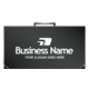 3 Elegant Briefcase Business Cards - GraphicRiver Item for Sale