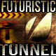 futuristic tunnel reveal - VideoHive Item for Sale