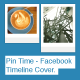 Pin Time Timeline Cover - GraphicRiver Item for Sale