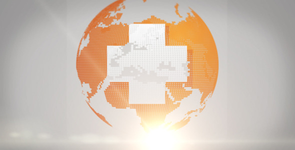After Effects Project - VideoHive World Logo Reveal 3082943