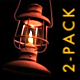 Lantern Lamp - Pack Of 2 - VideoHive Item for Sale