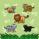 Big Cat Family - GraphicRiver Item for Sale