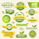 Vector Eco Stamps, Banners and Labels - GraphicRiver Item for Sale