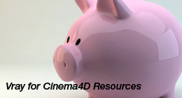 Vray for Cinema4D Resources