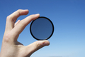 Polarization filter - PhotoDune Item for Sale