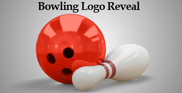 VideoHive Bowling Logo Reveal 3089234