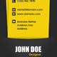 Pocket Business Card - GraphicRiver Item for Sale