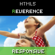 Reverence - Church Responsive HTML 5 Theme - ThemeForest Item for Sale