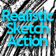 Realistic sketch action - GraphicRiver Item for Sale