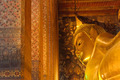 Face of reclining buddha statue - PhotoDune Item for Sale
