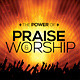 The Power of Praise &amp;amp; Worship A3 Template - GraphicRiver Item for Sale