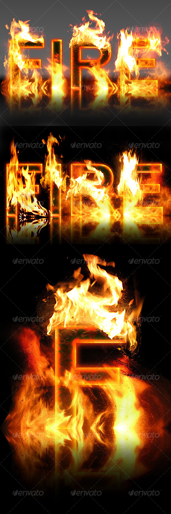 Real Fire Text Creator - Miscellaneous Graphics