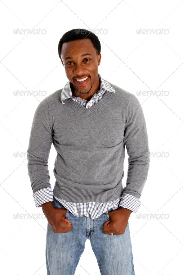 Casual Man - Stock Photo - Images