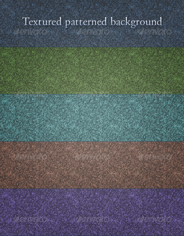 Textured Patterned Background - Textures / Fills / Patterns Photoshop