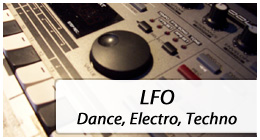 LFO - Techno, electro, dance tracks.