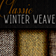 Classic Heavy Winter Weave Fabrics - GraphicRiver Item for Sale